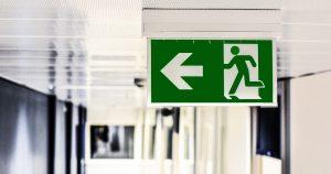 Safe Passage Fire Exit